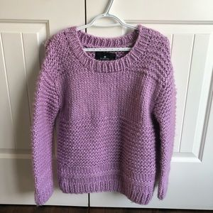 Designers remix Charlotte Eskildsen chunky knit